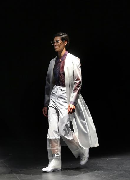 LASALLE College of the Arts fashion graduates incorporate sustainability theme in their collections