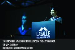2011 Sid Lim Xian Hao BA(Hons) Design Communication