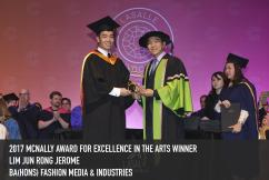2017 Lim Jun Rong Jerome BA(Hons) Fashion Media and  Industries