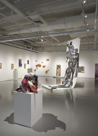 Gallery view of 2019's exhibition